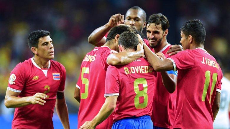 Costa Rica Panamá Concacaf Rusia 2018