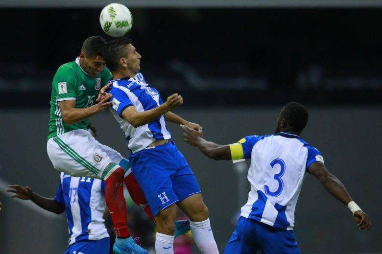 México Honduras Concacaf Rusia 2018