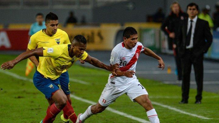 Perú Ecuador Conmebol Rusia 2018