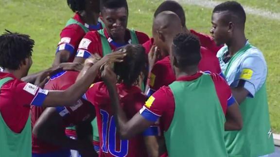 Haití Jamaica Concacaf Rusia 2018