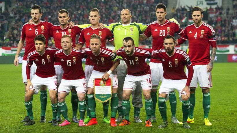 Hungría Islas Feroe Rusia 2018 Europa