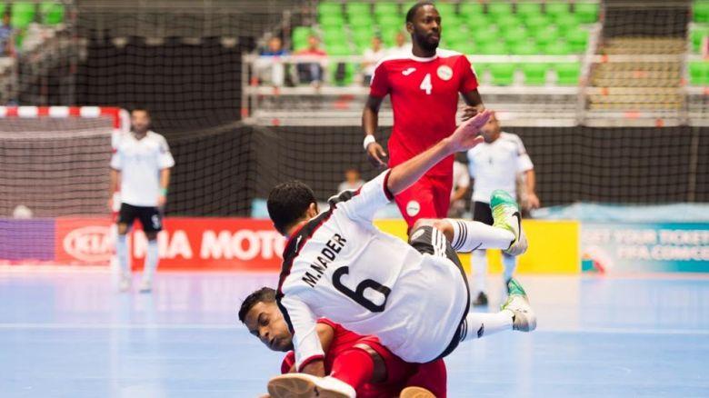 Futsal Mundial Colombia