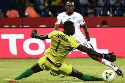 Burkina Faso Guinea Bisau Copa Africa