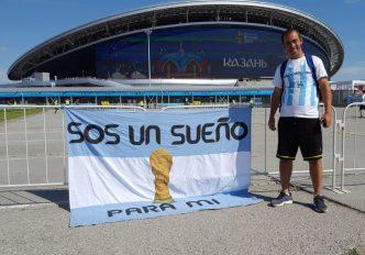 Argentina hinchas