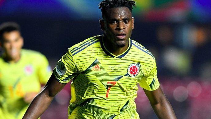 Colombia Duvan Zapata