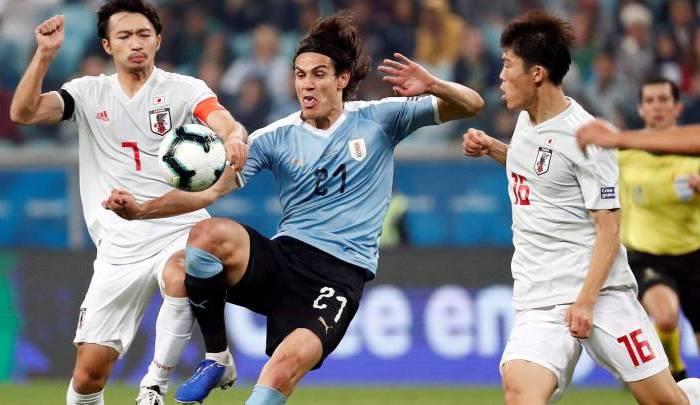 uruguay japón