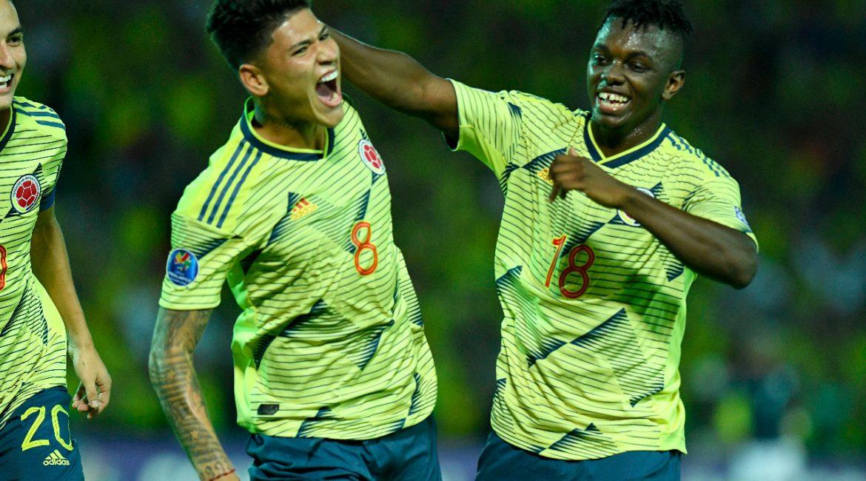 Fuente: Federación Colombiana de Fútbol